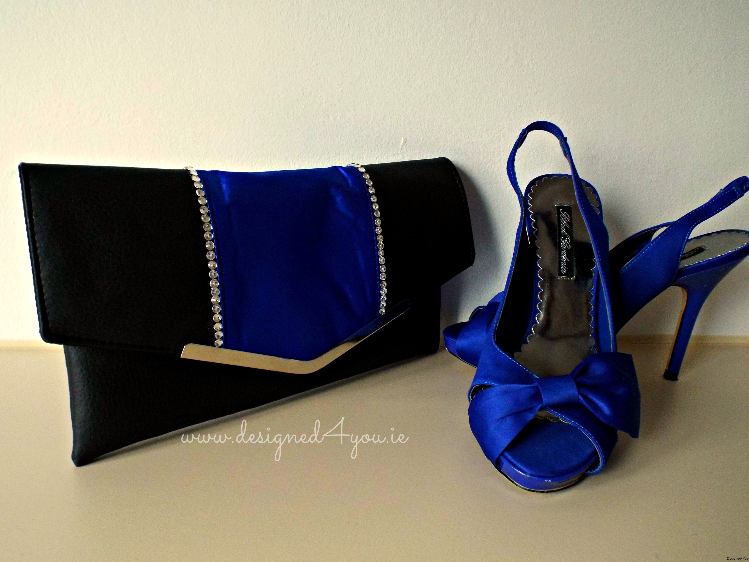 Bella Blue & shoes