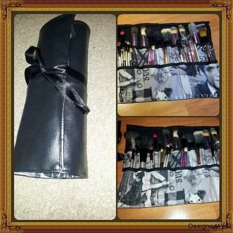 make Up bag and brush storage ireland