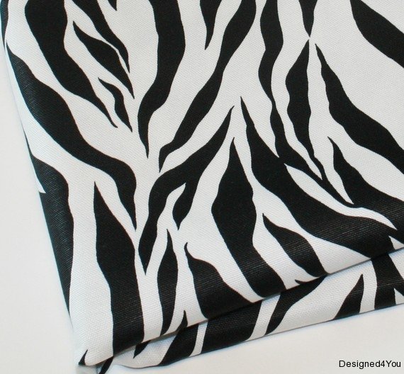 Zebra print- onsite
