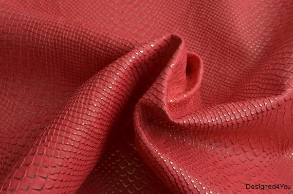 Snake skin salmon