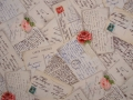 French Post Vintage Fabric