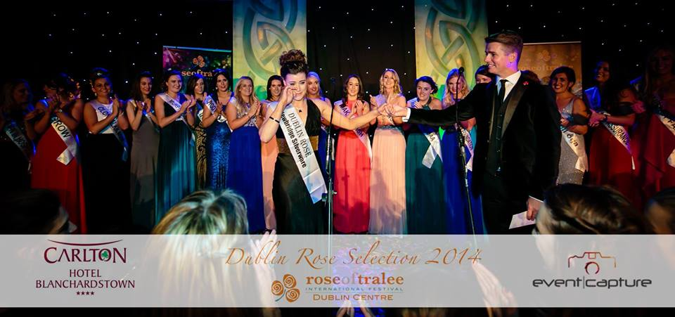 Roisin Lyons Dublin Rose of Tralee