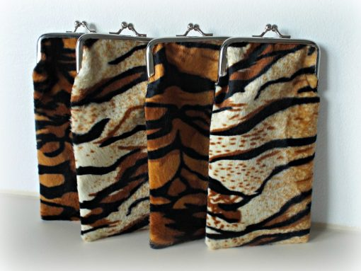 Sunglasses Cases - Tiger