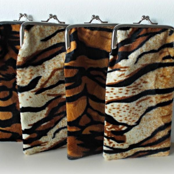 Sunglasses Cases - Tiger