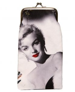 Sunglasses case Marilyn Monroe  – handmade Designed 4 You Ireland