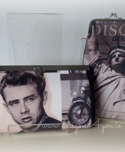 James Dean Handmade Wallet Ireland