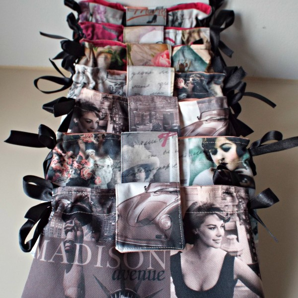 Make up Travel bags handmade in ireland