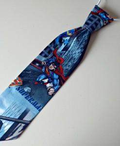 Superhero Themed Children's Tie