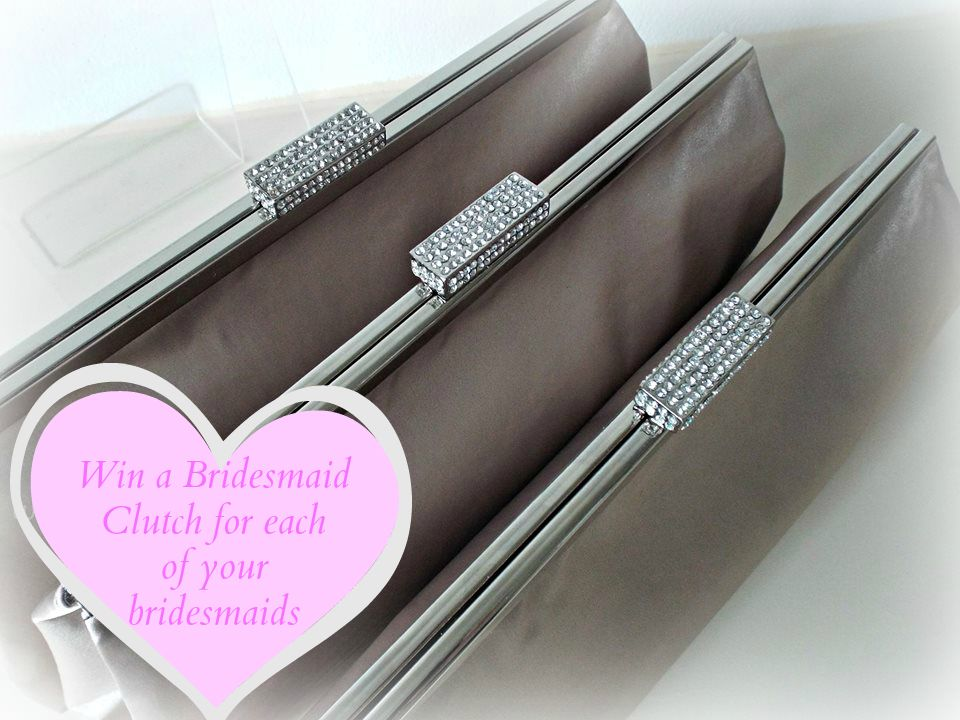 Bridesmaid bag competition Ireland