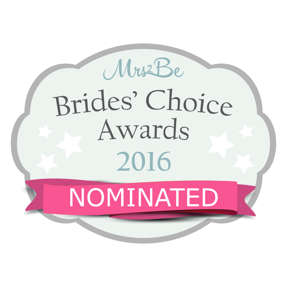Mrs2Be Brides Choice Nominee