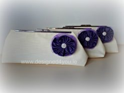 Venus bridesmaid clutch bag