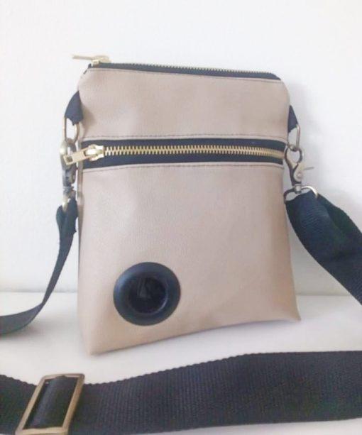 Dog Walking Bag, Pucci Pooch Pouch, Ireland, Handmade
