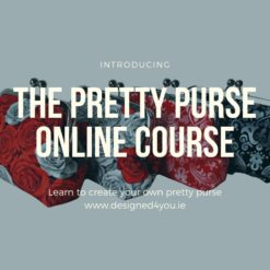 Online sewing course for bag making Ireland