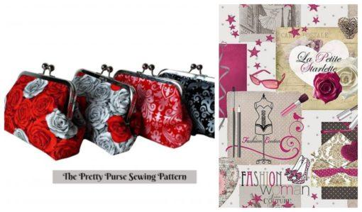 Pretty purse pink fashion