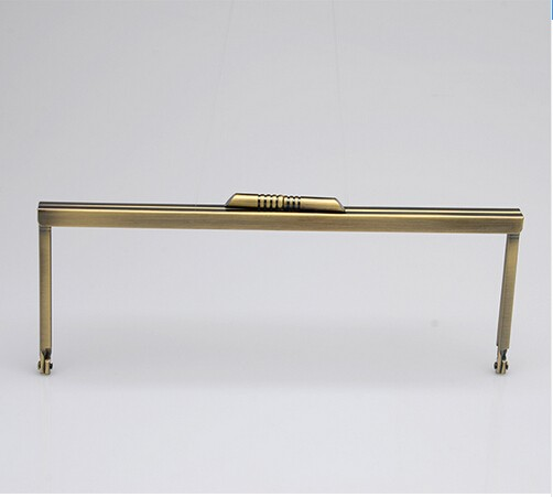 Venus antiqu brass metal frame for bag making