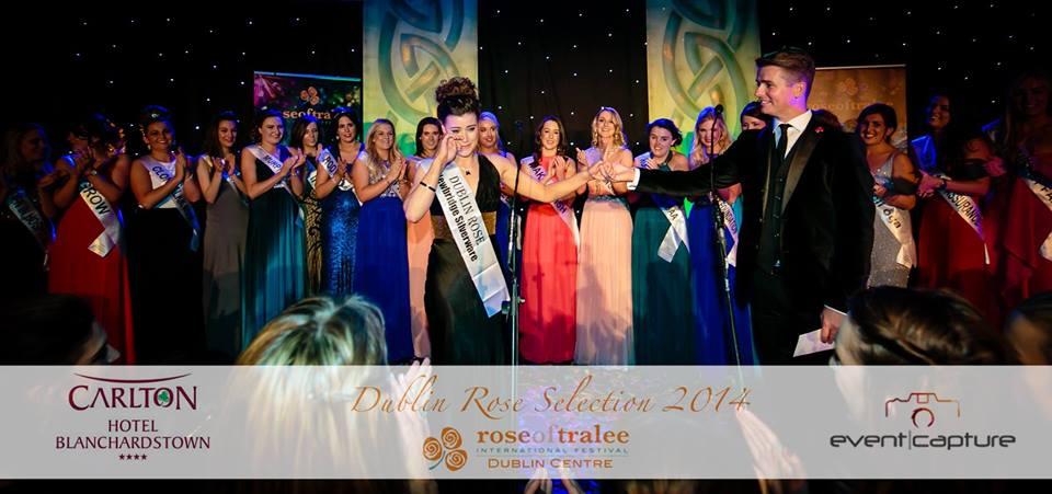 Roisin Lyons Dublin Rose of Tralee