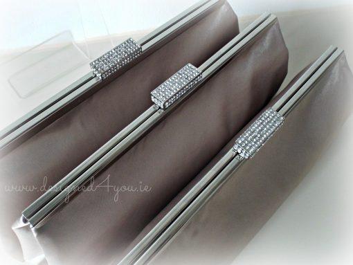 Sophie Handmade Clutch Bag for Weddings