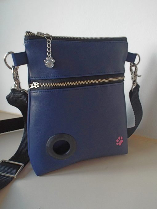 Pucci The Poochy Pouch - dog walking bag