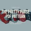 Pretty Purse Pattern from Designed 4 You Ireland