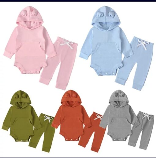 Personalised Baby Jogger Set