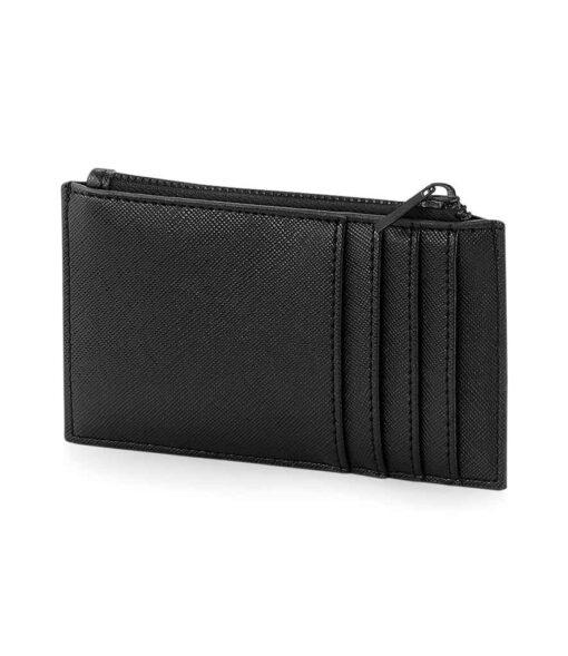 Black Unisex Pocket wallet